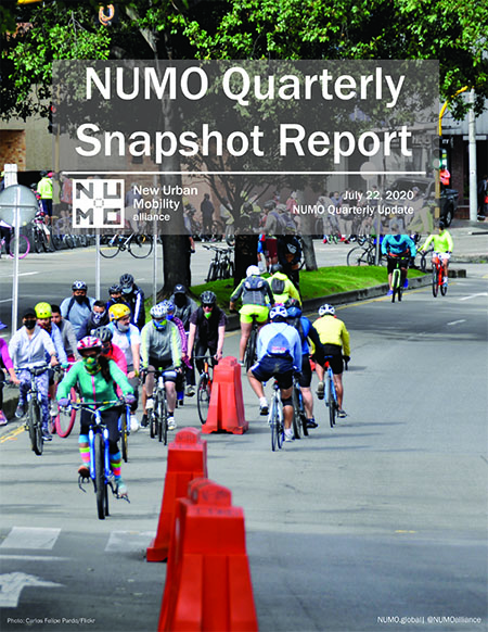 NUMO ALLIANCE QUARTERLY SNAPSHOT REPORT JULY 2020