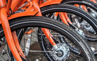 400 E-Bikes to Help Bogotá's Health Workers Respond to COVID-19